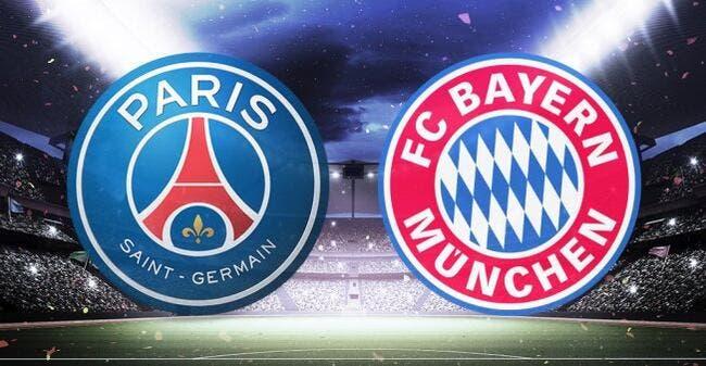 PSG - Bayern Munich : Les compos (20h45 sur Canal+)