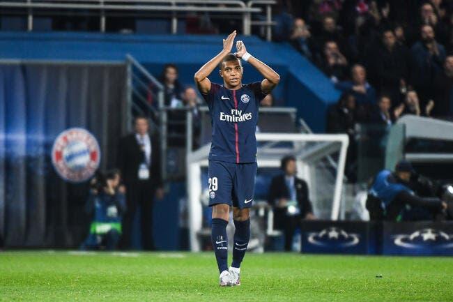 PSG : Mbappé est «la prochaine superstar» du foot s'enflamme Lineker !