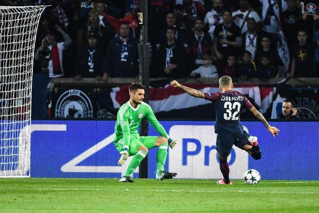 Vidéo : Les deux buts du PSG contre le Bayern Munich en 1ère période