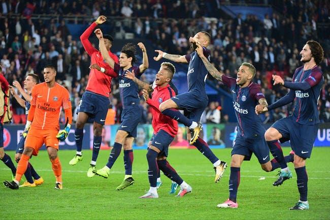 LdC : Enorme audience pour PSG-Bayern