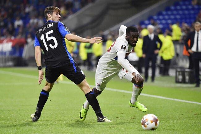 Football coupe d 39 europe ol aulas a vu un grand match avec une bonne nouvelle olympique - Match coupe d europe foot ...
