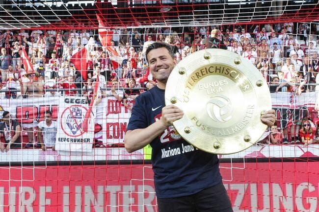 OM: Le coach de l'ASSE file un coup de main à Salzbourg