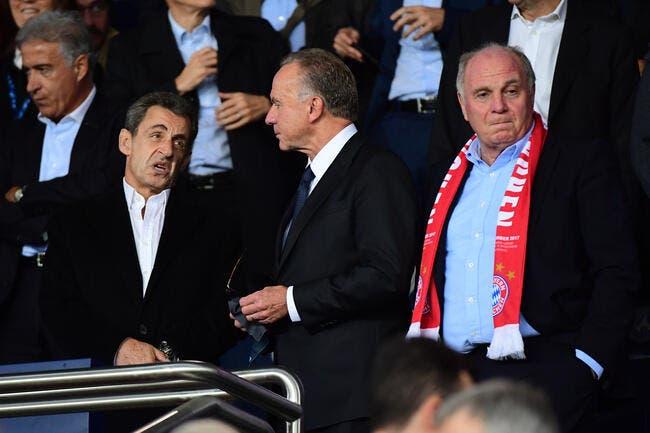 PSG: Paris n'a pas battu le Bayern Munich annonce Rummenigge