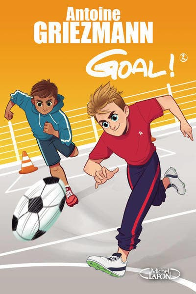 Avec «Goal», Griezmann se lance dans le roman de foot pour enfants