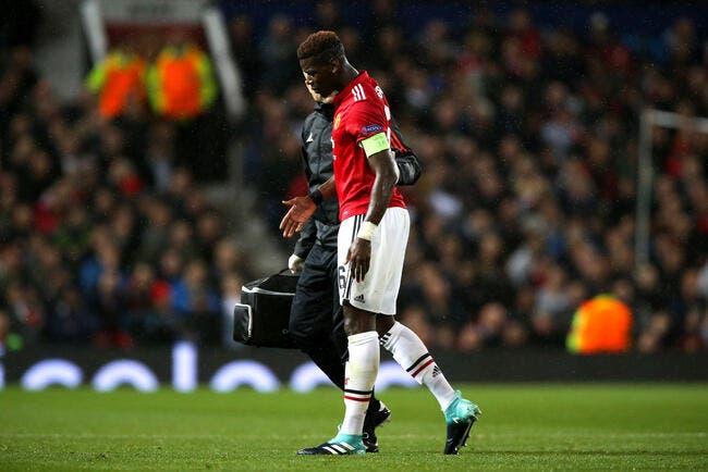MU : Mourinho lâche de très mauvaises nouvelles pour Pogba