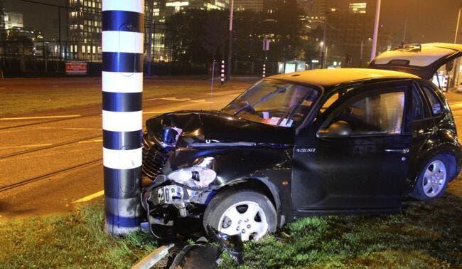 Gros accident pour Agüero aux Pays-Bas, longue absence en vue ?