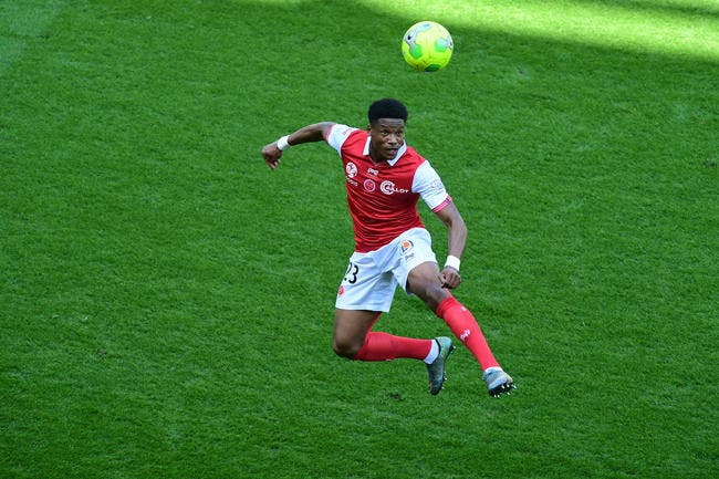 Reims - Clermont Foot : 1-0