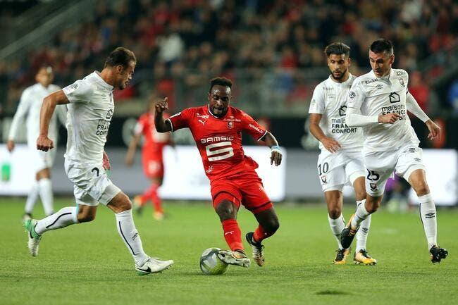 SMC : Caen bat Rennes et se pince pour y croire
