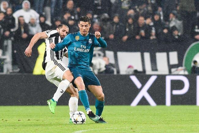 LdC: Juventus – Real Madrid 0-3