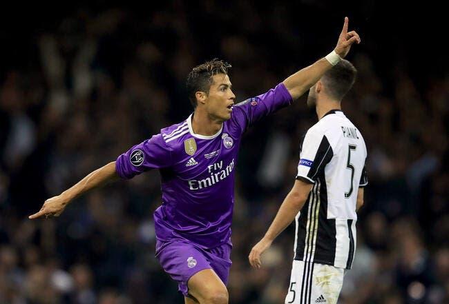 Juventus-Real : 0-1 but de Cristiano Ronaldo, Pierre Ménès tue le suspense