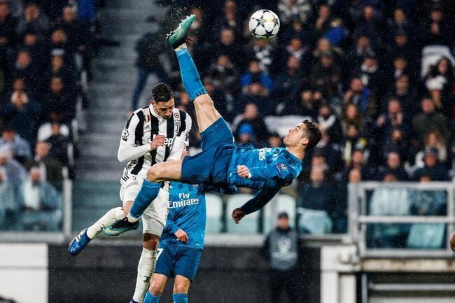 LdC : Cristiano Ronaldo a-t-il marqué le plus beau but de l'histoire ?