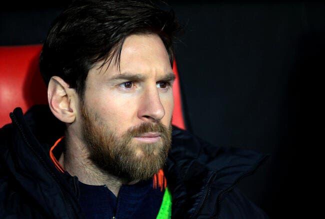 Messi veut défier le Real et faire taire Cristiano Ronaldo