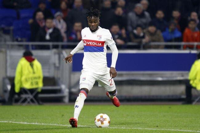 Myziane Maolida pas convoqué pour le match à Metz — Lyon