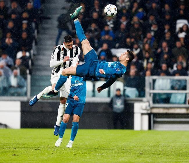 Le Barça félicite Cristiano Ronaldo pour «son but incroyable»