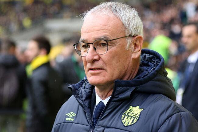 OL : Ranieri se voit déjà à Lyon, mais Aulas fait le mort