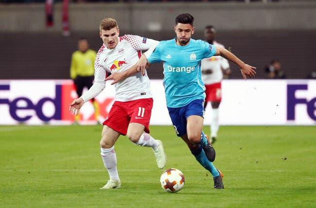 RB Leipzig - OM : 1-0