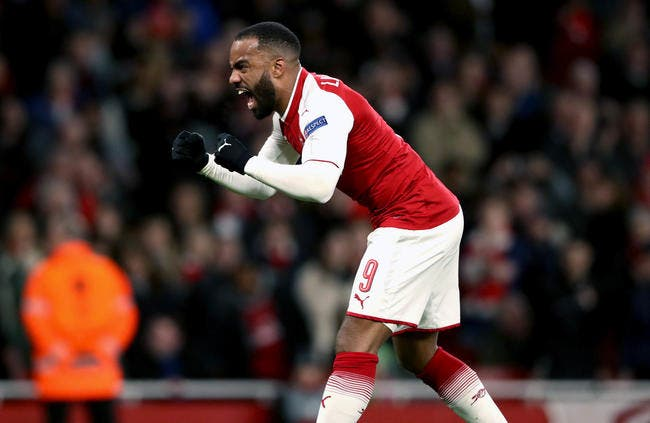 Arsenal : Lacazette l'avoue, il ne pense qu'à Lyon