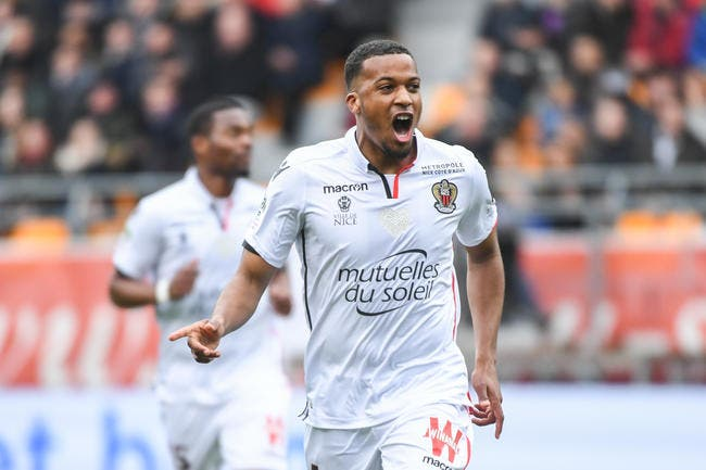 OGCN: Valence et deux clubs anglais craquent pour ce Niçois à 40 ME