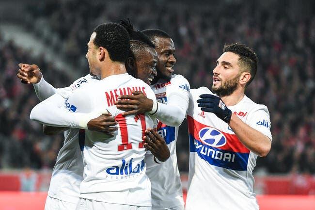 OL: Et si Lyon chipait la 2e place? Pierre Ménès y croit