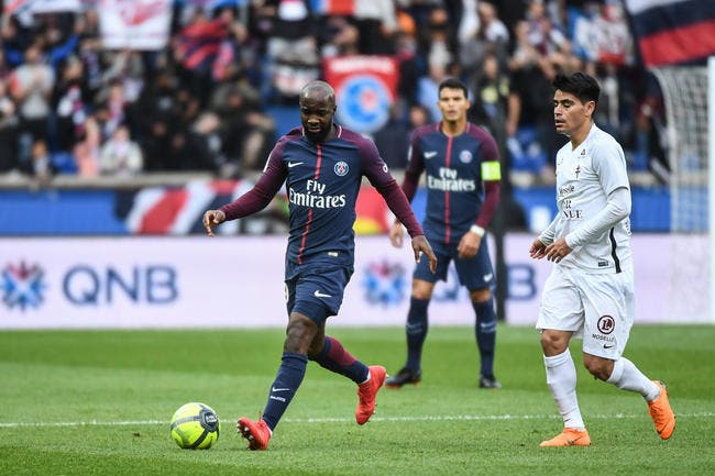 Emery s'explique pour Diarra — PSG