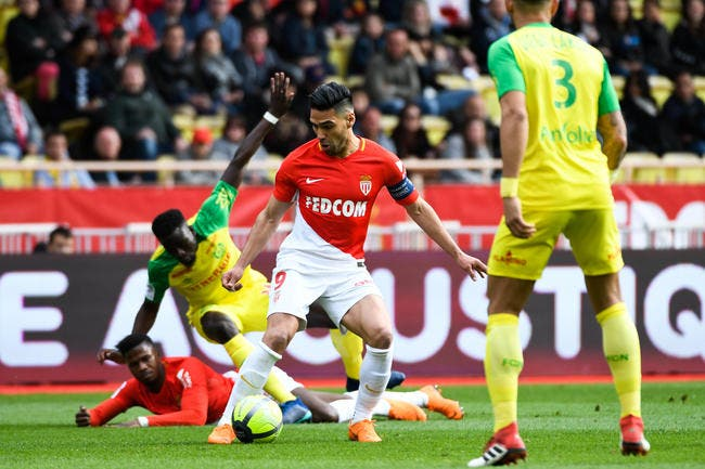 Monaco - Nantes : 2-1