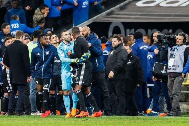 Genesio redoute une suspension de Marcelo et Anthony Lopes — OL