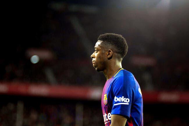Mercato : Arsenal prêt à se payer une attaque de fou avec Dembele ?