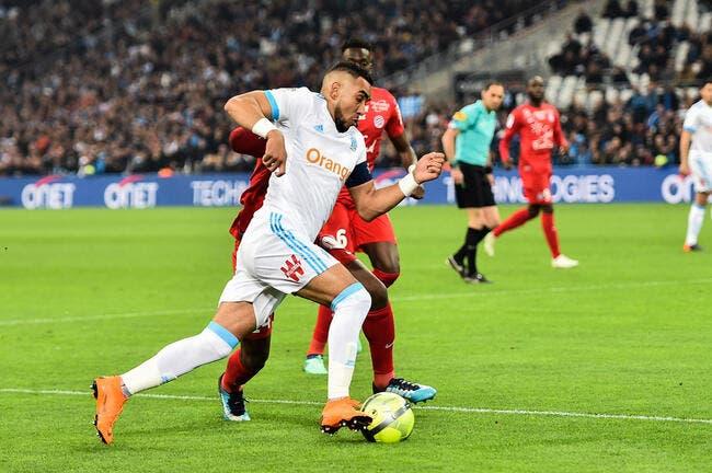 OM : Marseille peut crier au scandale pour un penalty oublié