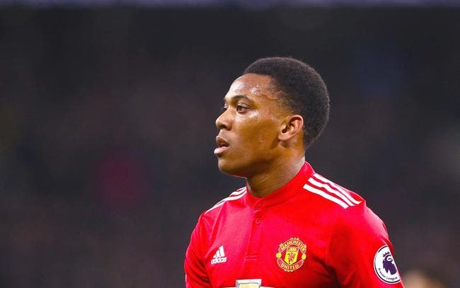 Martial souhaite quitter Manchester United — Mercato