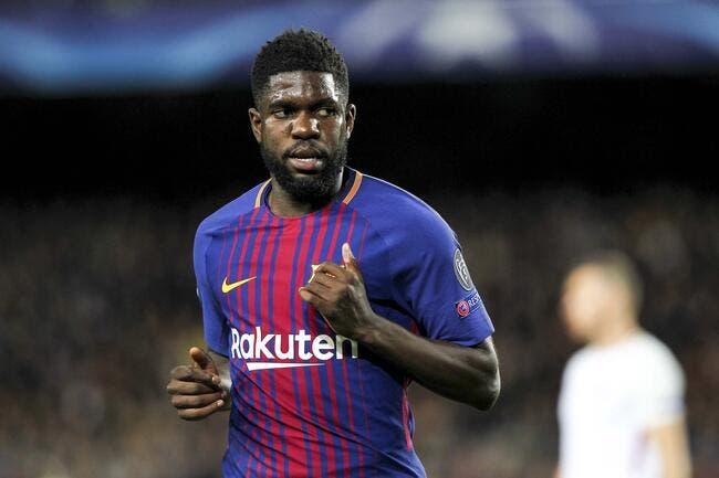 Barça -Mercato: La prolongation de Samuel Umtiti toujours d'actualité