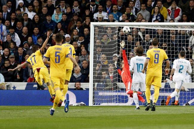 LdC : L'arbitre et Ronaldo font pleurer de rage la Juventus !