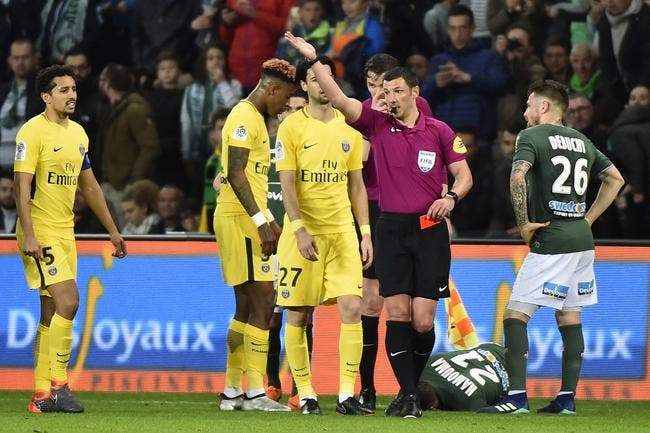 LFP : Un match pour Kimpembe, l'OM et l'ASSE mis en instruction