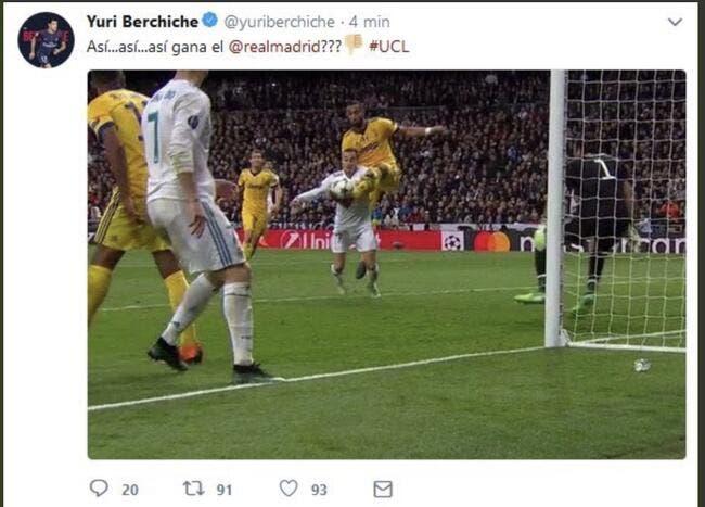 Real-Juve: Même le PSG est révolté