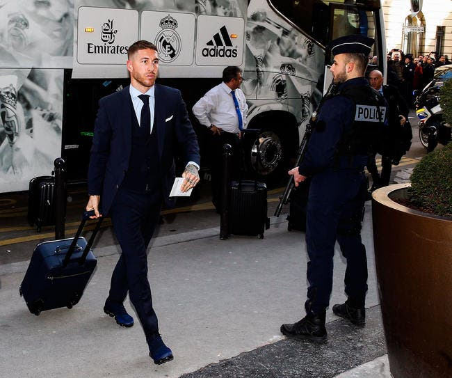 Real : Sergio Ramos brave sa suspension, la Juventus et l'UEFA l'ont grillé