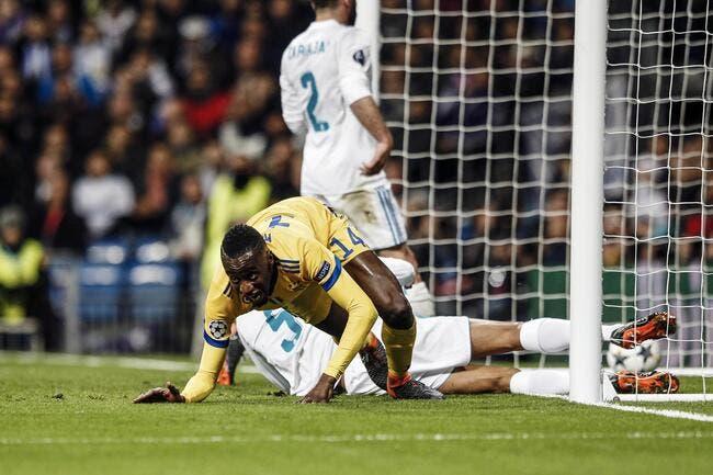 Vidéo: Ronaldo jubile, Matuidi pète un plomb