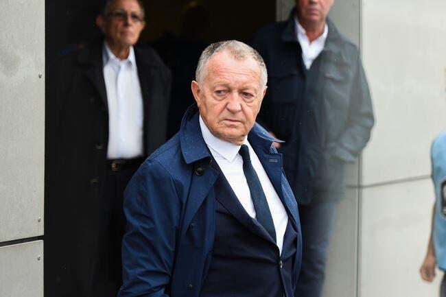 Polémique, Aulas envoie encore un gros tacle au PSG et Monaco — OL