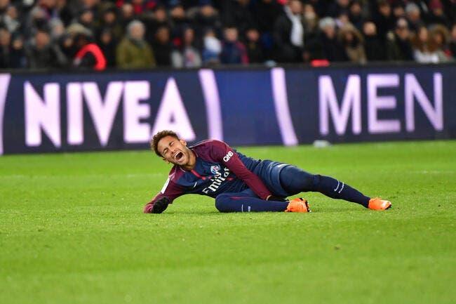 PSG : Paris donne des nouvelles de Neymar
