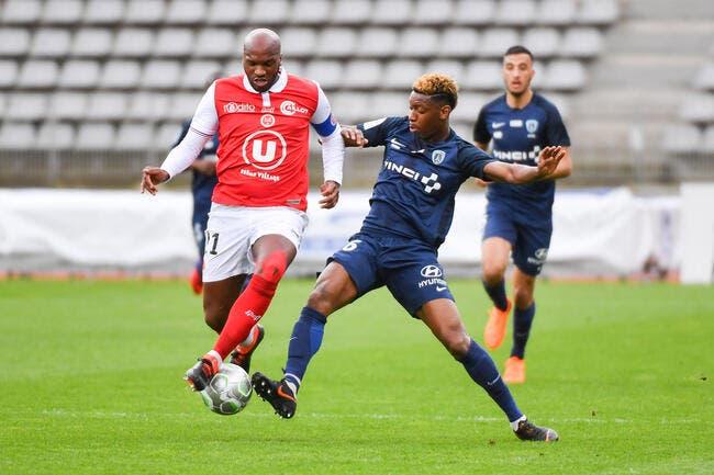 Paris FC - Reims : 0-3