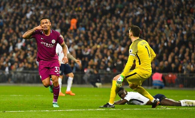 PL : Man City se rapproche du titre à Tottenham