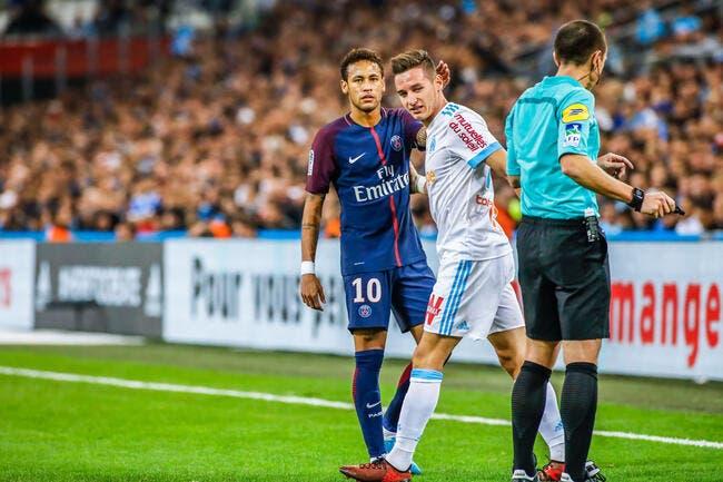 PSG : Neymar conseillé par un joueur de l'OM avant le mercato