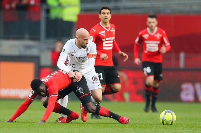 Rennes - Metz : 1-2