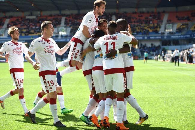 L1 : Sans pitié, Bordeaux prive Montpellier de la 5e place