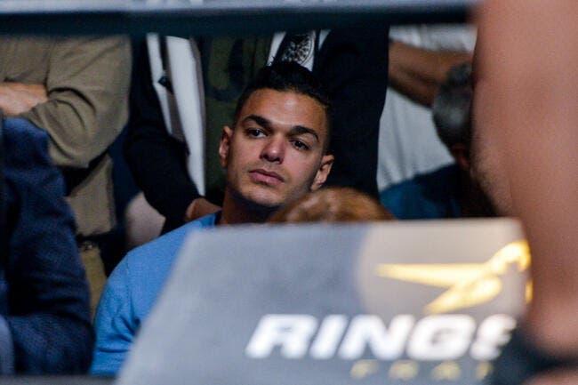 Mercato : L'OM dans une course à 4 pour Ben Arfa ?
