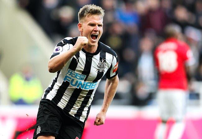 Newcastle - Arsenal : 2-1
