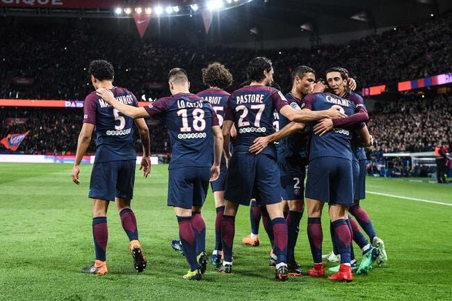 PSG : Champion de France pour la septième fois, Paris rejoint l'OL