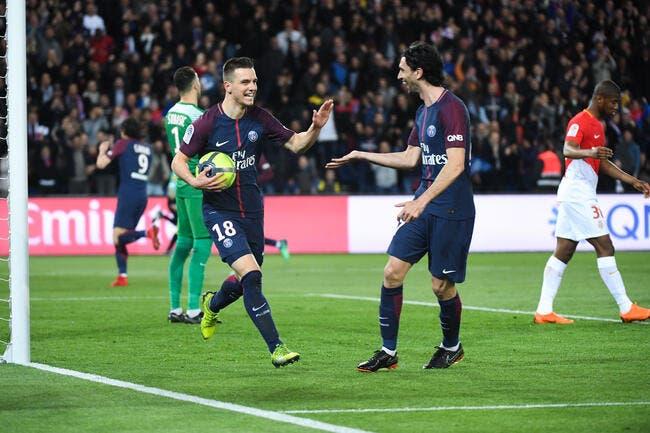 PSG - Monaco : 7-1