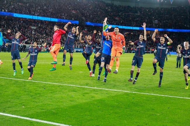 PSG : Paris titré en L1, tout le monde a le sourire, même Aulas