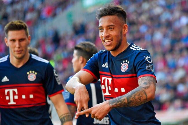 Ribéry titulaire, Tolisso sur le banc — Bayern