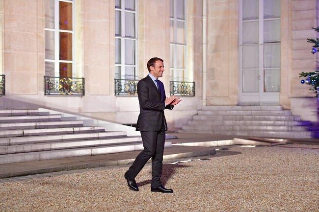 Emmanuel Macron félicite le PSG... et n'oublie pas l'OM