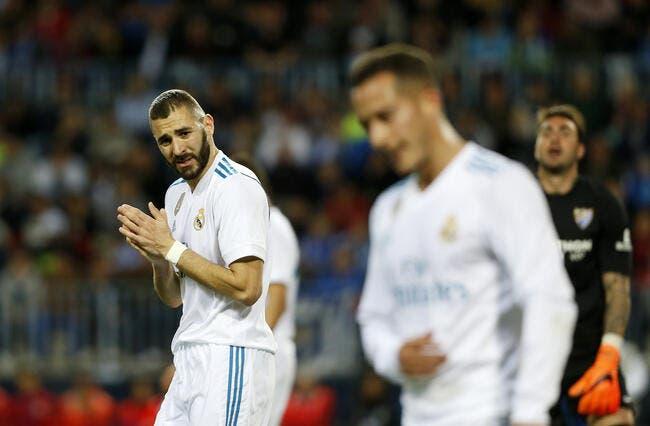 Real: Pour Zidane, Benzema est victime d'un